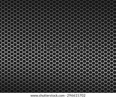 Metallic mesh metal texture background