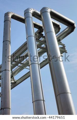 metallic pipeline