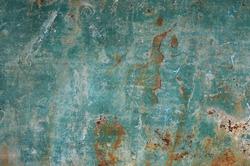 Metallic rust background