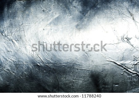 Metallic texture. - stock photo