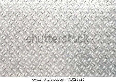metallic texture belonging to some street furniture