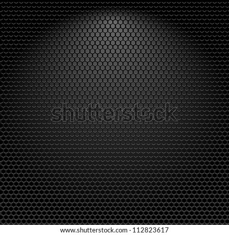Metallic texture seamless pattern