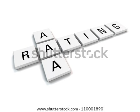 metaphorical image concerning credit rating AAA