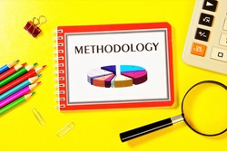 Methodology-writing the text in the research notebook. Teaching about strategies for studying the subject.