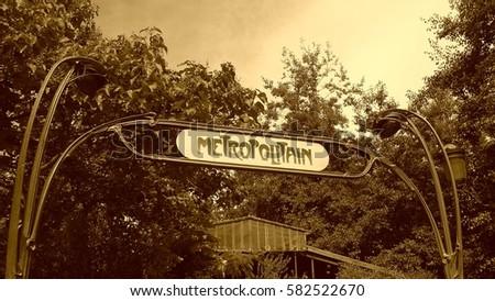 metro #582522670