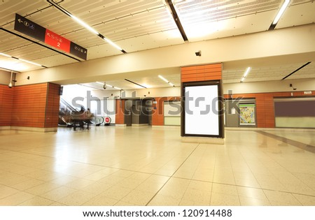 Metro channel