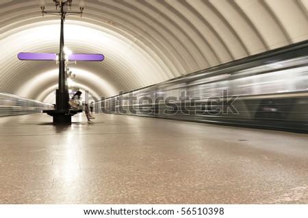 Metro Saint-Petersburg