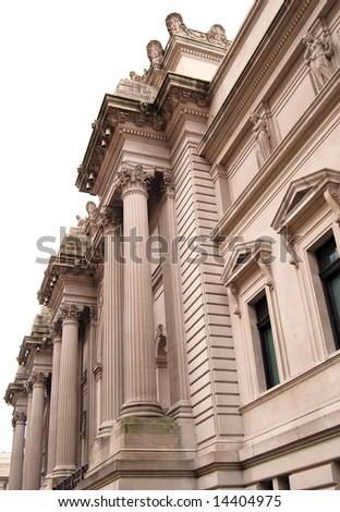 Metropolitan Museum of Art Building at Manhattan, New York