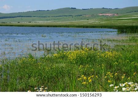 Metsavan reservoir, Armenia