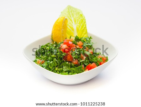 Mevsim Salata Background Stok fotoğraf ©