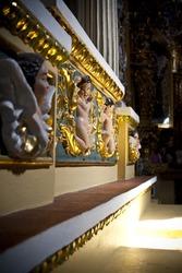 Mexican church details