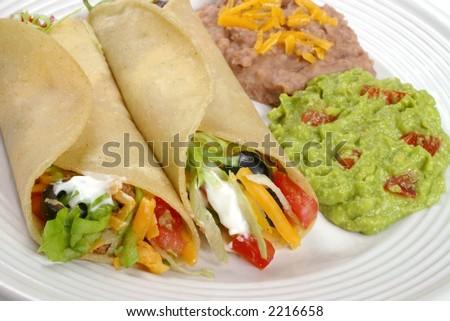 Mexican food -- Tacos