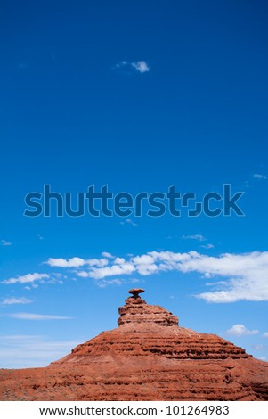 Mexican Hat National Monument