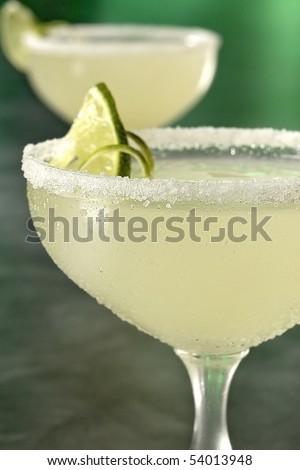 Mexican Margarita Close Up