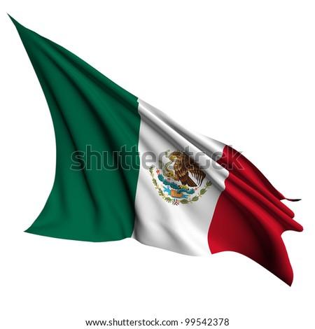 Mexico flag - collection no_4