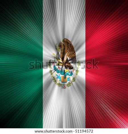 mexico flag pictures. stock photo : Mexico flag