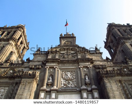 Mexico, Metropolitan Cathedral of the Assumption of the Most Blessed Virgin Mary into Heavens #1480119857