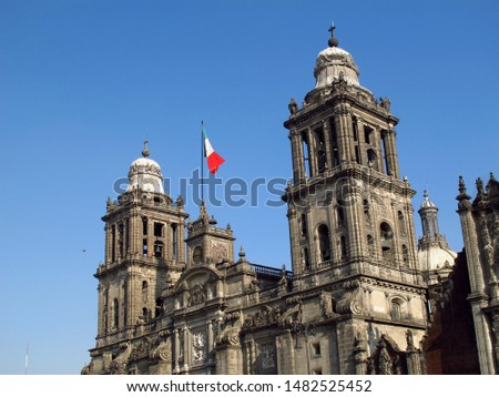 Mexico, Metropolitan Cathedral of the Assumption of the Most Blessed Virgin Mary into Heavens #1482525452