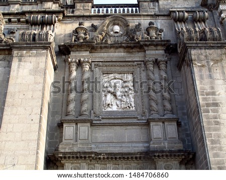 Mexico, Metropolitan Cathedral of the Assumption of the Most Blessed Virgin Mary into Heavens #1484706860