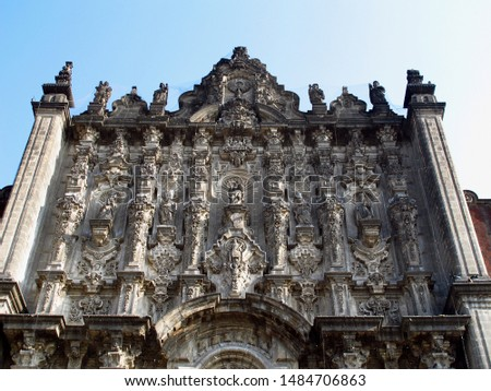 Mexico, Metropolitan Cathedral of the Assumption of the Most Blessed Virgin Mary into Heavens #1484706863