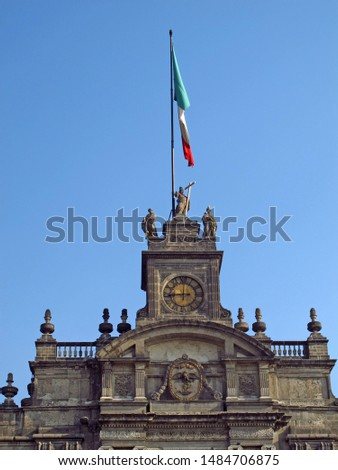 Mexico, Metropolitan Cathedral of the Assumption of the Most Blessed Virgin Mary into Heavens #1484706875