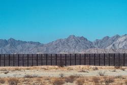 Mexico - USA wall