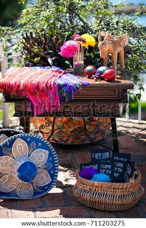 Mexico Wedding Decor  #711203275