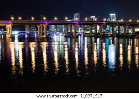 Miami at Night