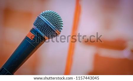 Mic Microphone Speaker