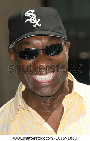 Michael Clarke Duncan at the \