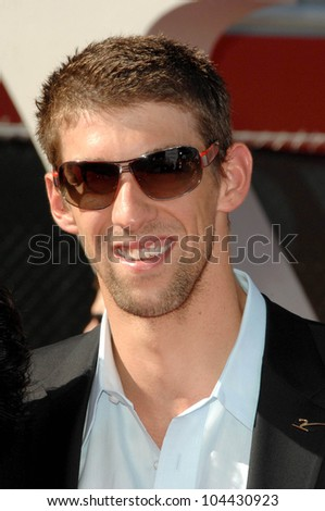 Michael Phelps  at the 17th Annual ESPY Awards. Nokia Theatre, Los Angeles, CA. 07-15-09