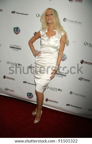 Michaele Salahi at DrinkingAndDriving.org's 1st Annual Celebrity Charity Tabloid Roast, Ha Ha Comedy Club, North Hollywood, CA. 05-31-11