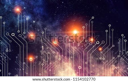 Micro chip concept
