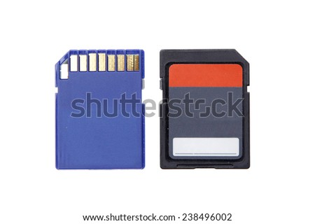 micro sd  memory for camera computer compact flash isolated