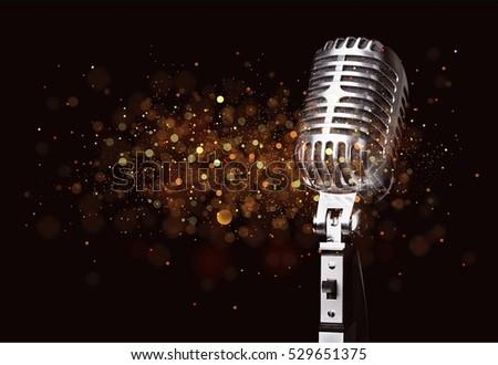 Microphone. #529651375