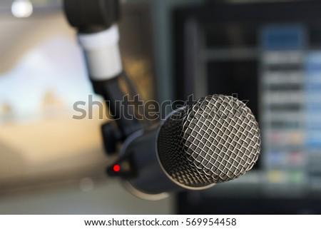 Microphone #569954458