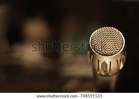 Microphone #748591531