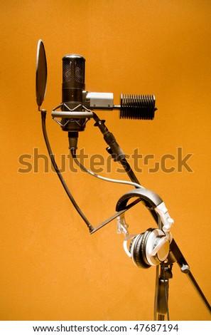 microphone for studio recording