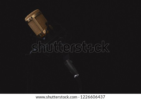 microphone music song #1226606437