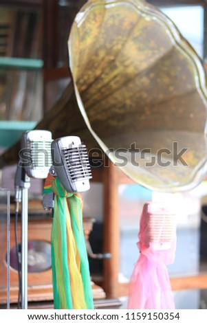 Microphone not music for song #1159150354