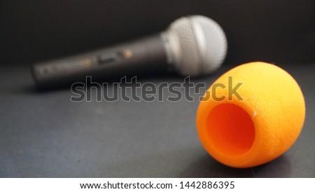 microphone , professional audio equipment