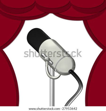 microphone wallpaper. microphone - stage. background
