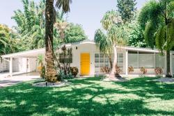 Mid Century Modern Style Beach Home