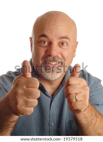 stock-photo-middle-age-bald-man-giving-t