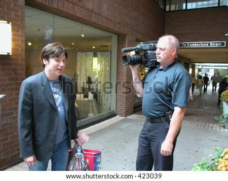 mike myers Interviewed at Toronto Film Festival
