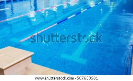 Swimming Pool Lanes Background newest free mild blurred background sports swimming pool. bath