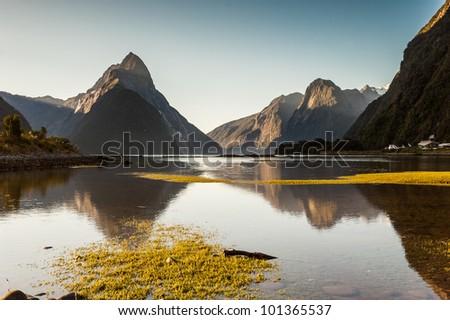 Milford Sound, New Zealand Fiordland