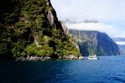 MilfordSound in New Zealand