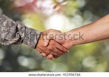 Military. ストックフォト ©