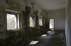 military accomodation from the 1. Worldwar